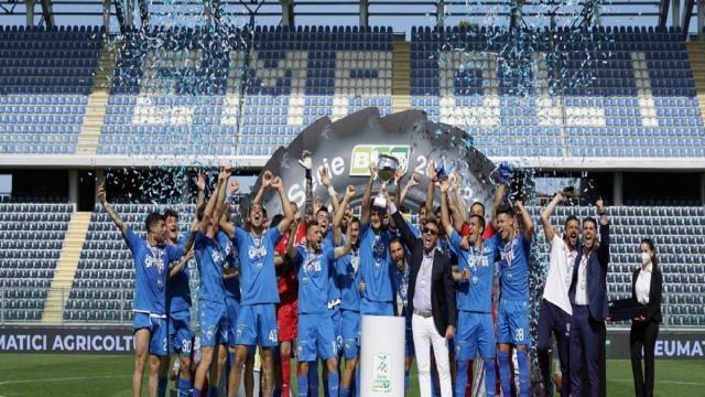 Serie B, all'Empoli il Premio Rispetto Disciplina per il campionato 2020/2021. Ascoli in ultima piazza