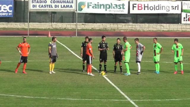 Eccellenza Marche, highlights Atletico Ascoli-Valdichienti Ponte 3-0