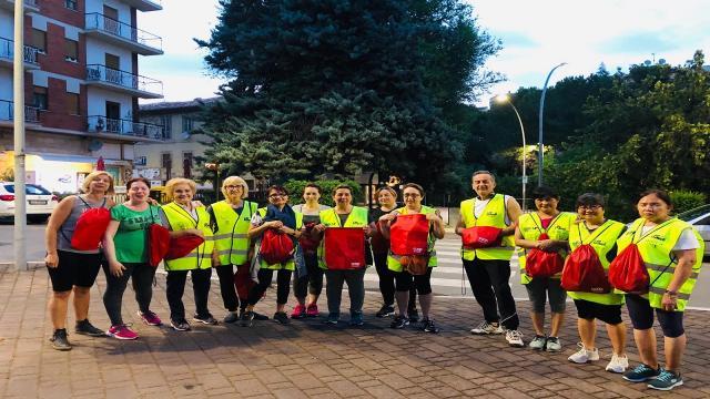 """Ascoli Piceno: """"Una città in movimento"""", riparte il progetto ''Sport senza età''"""