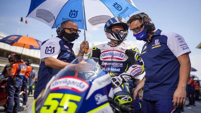 Moto3, per Fenati esame di tedesco al Sachsenring: ''Circuito strano, tra i più corti del Mondiale''