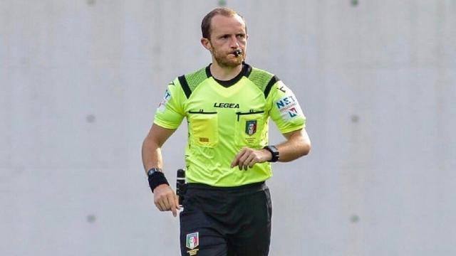 Venezia-Ascoli, arbitra il 34enne Amabile. Nessun precedente in carriera con il Picchio