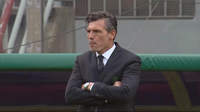 """Cremonese-Pordenone 2-1, le voci di Pecchia e Domizzi (""""Ascoli ha vinto? Guardiamo a noi stessi"""")"""