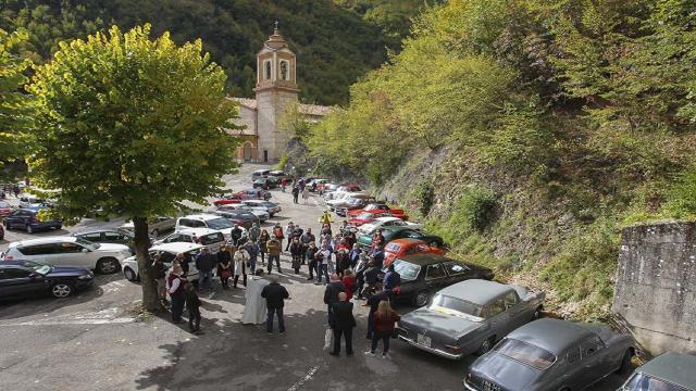 Caem-Scarfiotti, 27° Giro delle Abbazie tra Montemonaco e Santuario della Madonna dell'Ambro