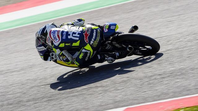 Moto3, Fenati sbarca a Barcellona: ''Sto lavorando duramente, spero di raggiungere il podio''