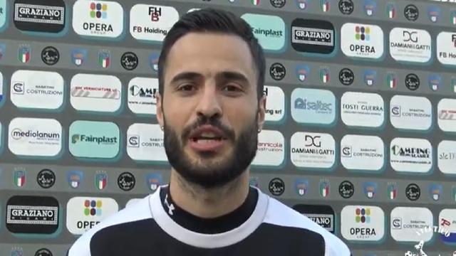 """Atletico Ascoli, la voce di Iori: """"Doppietta bel regalo di compleanno. Porto d'Ascoli? Crocevia importante"""""""