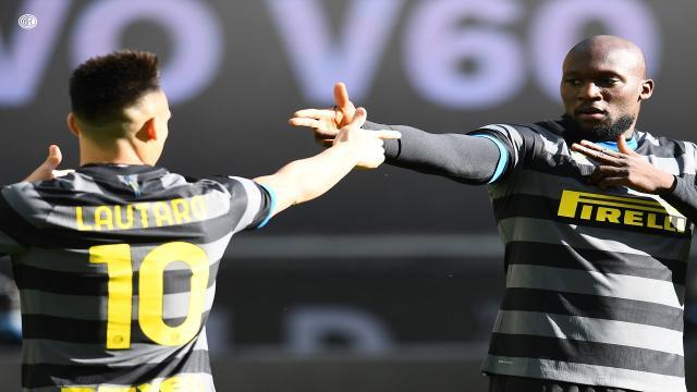 Inter-Genoa 3-0, highlights
