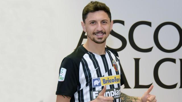 """Ascoli Calcio, D'Orazio: """"Piazza che mi ha sempre affascinato. Interessamento già la scorsa estate..."""""""