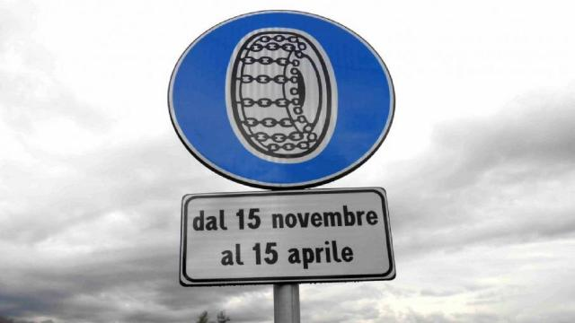 Ascoli Piceno, dal 15 Novembre scatta obbligo di catene a bordo o gomme invernali