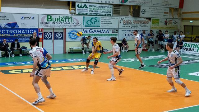 Pallavolo, la Videx Grottazzolina supera Palmi e si qualifica per i quarti di finale