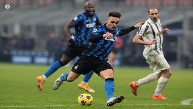 Inter-Juventus 2-0, highlights