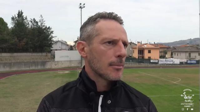 """Atletico Ascoli-Sangiustese 1-0, la voce di Giandomenico: """"Meno belli ma più concreti e compatti"""""""