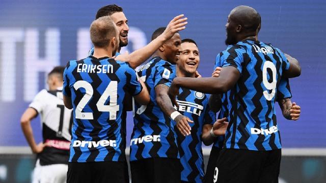 Inter-Udinese 5-1, highlights