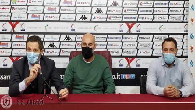 Ascoli Calcio, l'ex Stellone riparte dall'Arezzo ultimo nel girone B di Serie C