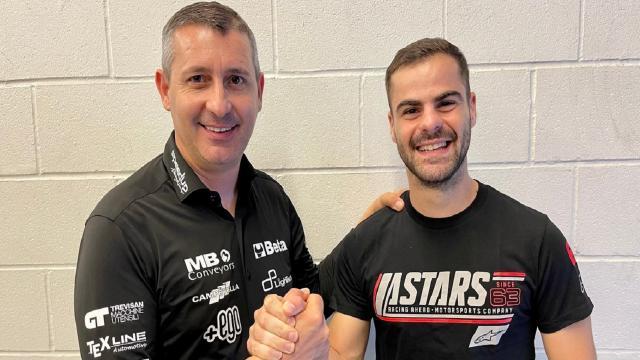 """Fenati torna in Moto2 con il Team SpeedUp di Boscoscuro: """"Insieme per raggiungere ottimi risultati"""""""