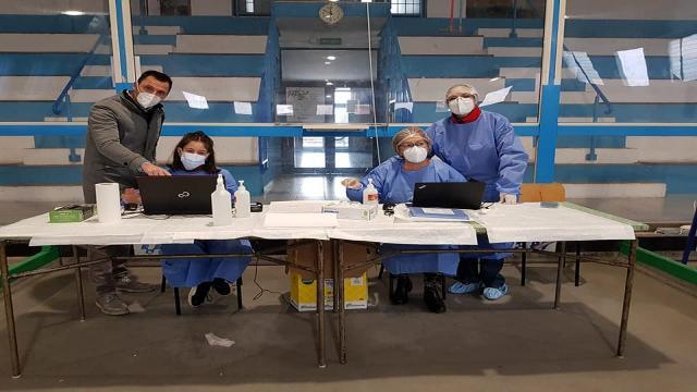 Coronavirus: Distretto Ascoli Piceno, dati dello screening di massa nell'ultima settimana