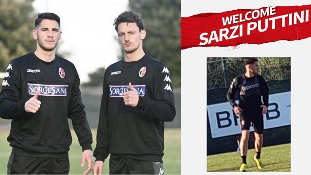 """Sarzi Puttini, primo allenamento a Bari: """"Grazie di tutto Ascoli Calcio, farò il tifo per voi"""""""