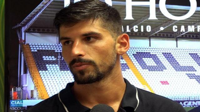 Ascoli Calcio: ''Nessuna trattativa per Brosco, non è e non sarà sul mercato''