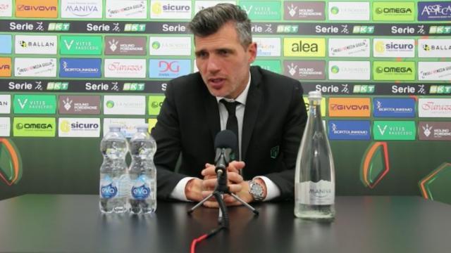 """Pordenone-Pisa 2-2, voci Domizzi (""""Rigore assurdo che ha rovinato la partita"""") e D'Angelo"""