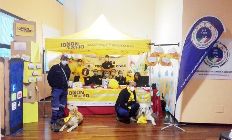 San Benedetto, bilancio positivo per la ''Settimana Nazionale di Protezione Civile''