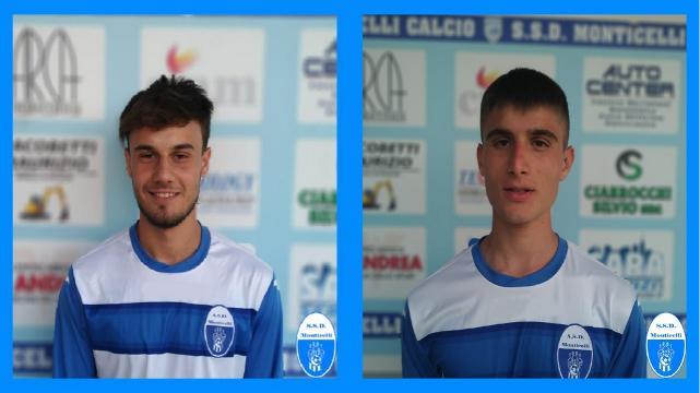 Monticelli Calcio, il ds Spinelli conferma Lazzarini e Vespa (entrambi classe 2001)