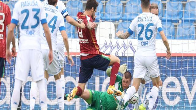 Serie B 32° turno: il Lecce vola verso la A. Successi pesanti per Pordenone e Cremonese