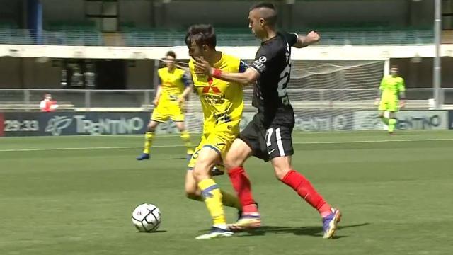"""Chievo-Ascoli 3-0, Pulcinelli: """"Peccato, ci tenevo a far bene ma siete sempre i miei eroi"""""""