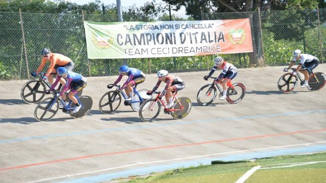 Ciclismo su pista, a Monticelli torna l'International Piceno Sprint Cup-Memorial Cav. Alfonso Ceci