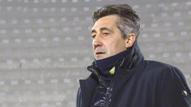 """Vicenza-Chievo 1-1, la voce di Aglietti post gara: """"Abbiamo provato a vincerla fino alla fine"""""""