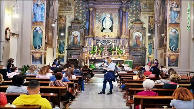 Ascoli Piceno, successo di partecipanti per la ''Camminata per San Francesco''