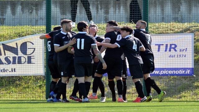 Atletico Ascoli, battuto 2-1 il Valdichienti Ponte grazie ad una doppietta di Iori