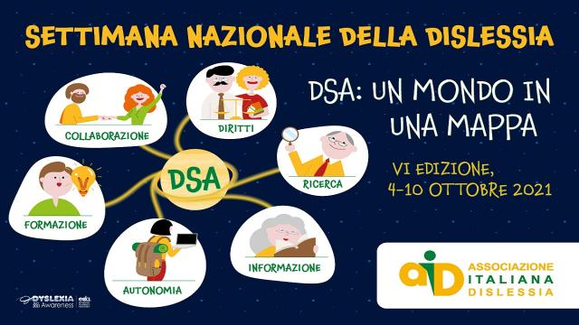 Settimana Nazionale Dislessia: Tavola rotonda delle sezioni AID di Macerata, Ascoli e Fermo