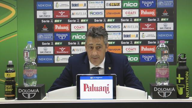 Chievo-Ascoli 3-0, la voce di Aglietti: ''Partita che deve darci slancio per playoff meritati''