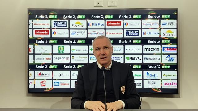 Reggiana-Empoli 0-1: le voci di Alvini (''Potevamo strappare un punto''), Costa e Dionisi
