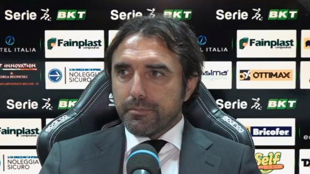 Ascoli-Reggiana 2-1, la voce di Bertotto post gara
