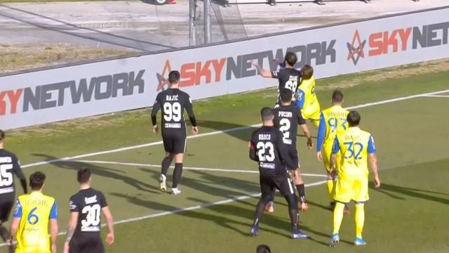 Ascoli-Chievo 0-0, i momenti chiave della partita