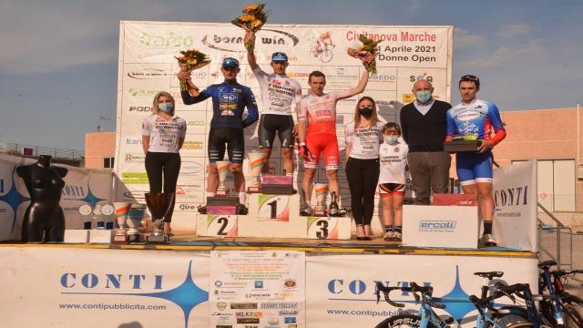 Gran Premio dell'Industria: a Civitanova Marche secondo successo stagionale per Davide Persico