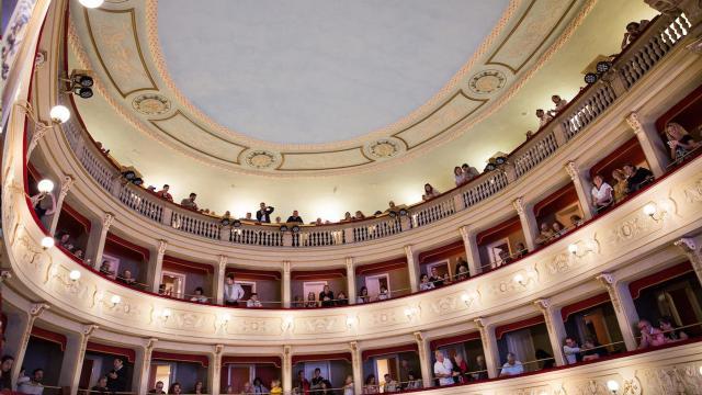 Regione Marche, importante finanziamento per il Teatro dei Filarmonici di Ascoli Piceno