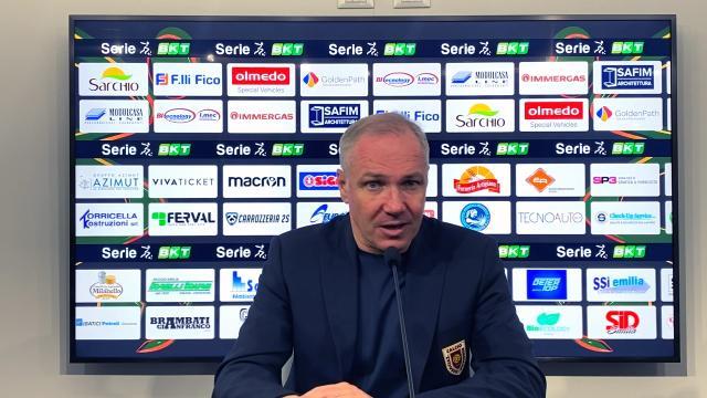 """Reggiana-Brescia 2-2, le voci di Alvini (""""Meritavamo di più"""") e Varone (""""Siamo ancora vivi"""")"""