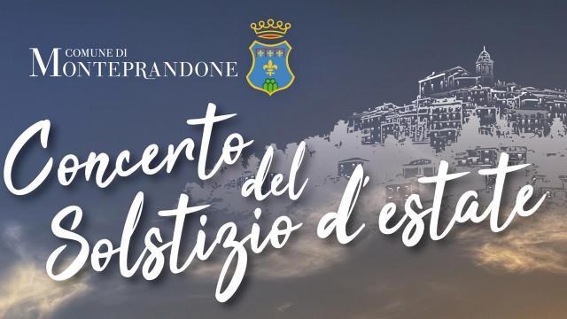 ''Estate a Monteprandone'' al via il 20 Giugno con un concerto al tramonto all'antico lavatoio comunale