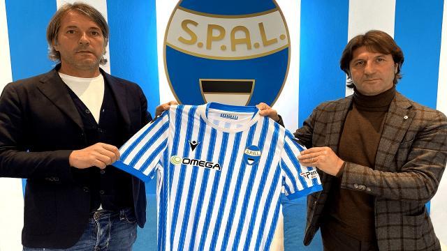 Spal, finisce ufficialmente l'avventura di Marino. Gli emiliani ripartono da Rastelli