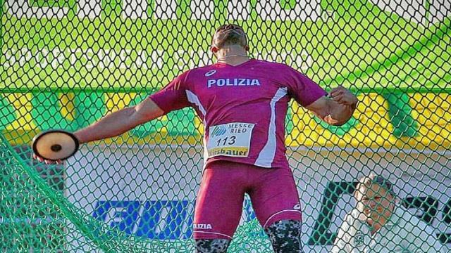 Atletica leggera, il discobolo Di Marco guida la pattuglia ascolana agli Assoluti di Rovereto
