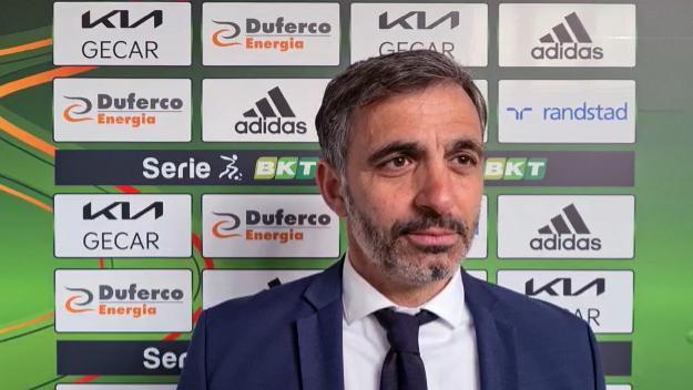 """Entella-Cremonese 0-2, voci Pecchia (""""Ad Ascoli vedremo di che pasta siamo fatti"""") e Castagnetti"""