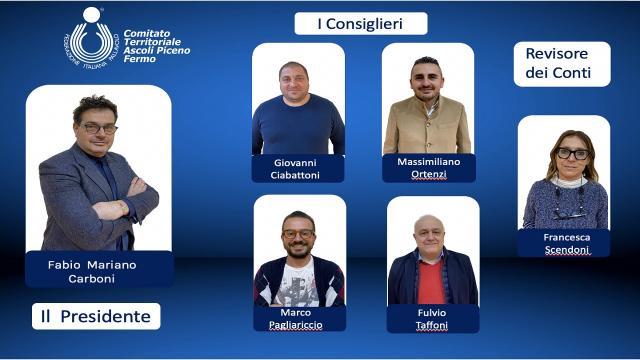 Federvolley, Carboni eletto per la terza volta presidente del Comitato Territoriale Ascoli-Fermo