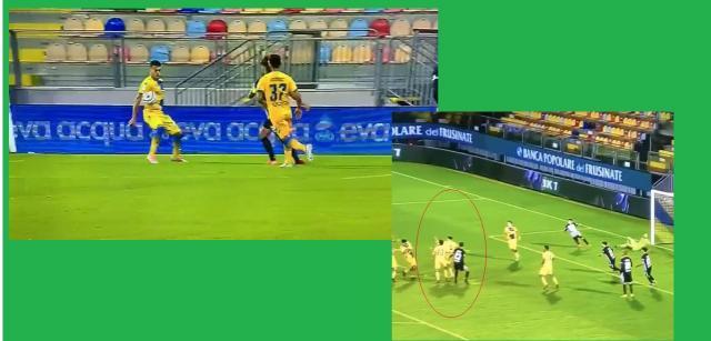 """Frosinone-Ascoli 1-0, Pulcinelli: """"Dobbiamo imparare a vincere ma allo Stirpe è sempre la stessa storia..."""""""