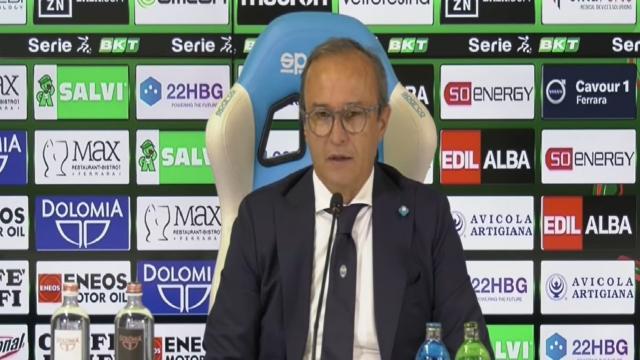 Spal-Vicenza 3-2, le voci di Marino e Dickmann post gara