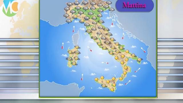 Meteo, la situazione ad Ascoli e nelle Marche per Venerdì 2 Ottobre