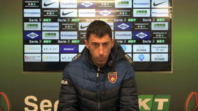 """Venezia-Cosenza 3-0, voci Zanetti ed Occhiuzzi (""""Chiediamo scusa ai tifosi, siamo stati molli"""")"""
