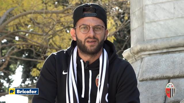 """Ascoli Calcio, Kragl: """"Spero di fare tanti gol. La traversa di Frosinone mi ha fatto incaxxare"""""""