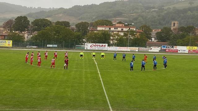 Eccellenza Marche: Urbania-Atletico Ascoli 2-1, highlights