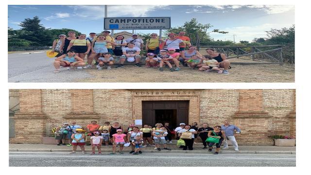 Unione Sportiva Acli, ''Valdaso tour'' è ripartito da Campofilone